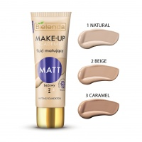 Make-Up MAKE-UP ACADEMIE zmatňujúci 30g -
